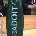 French sparkling water
