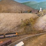 Z Scale WP Model Railroad