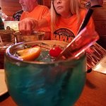 Island Kicker w/ Kenny Chesney Cooler. If you like tropical you'll love this!