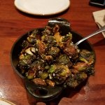 Brussel sprouts appetizer