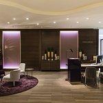 Andels Berlin Lobby Concierge Area