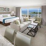 Luxury Jr Suite Sunset Ocean View
