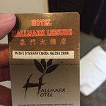 Hotel Hallmark Inn Foto