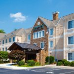 Our Staybridge Suites is located along I-40 near the RDU Airport!
