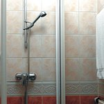 Shower of Hotel Vauban Luxembourg