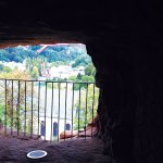 Inside view of Bock Casemates Luxembourg
