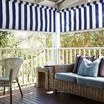 Garden Villa Deck