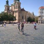 Fotografie: Staroměstské náměstí