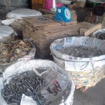 Dried Fish Baskets