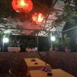 Bilde fra The Flower Garden Restaurant