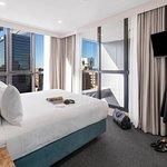 Three Bedroom West Penthouse