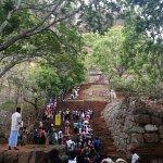 Queue to Sigiriya Rock 3