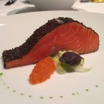 Signature dish - Ocean Trout