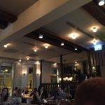 Aria upstairs restaurant