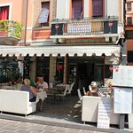 Caffe Citta - I took a photo to make sure I reviewed the right place