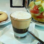 Caffè al cocco