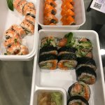 Boston Roll, Chicago Spicy Crazy & Jackie