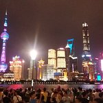 View of Shanghai from The Bund