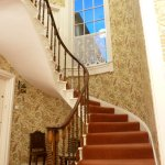 Hall and Georgian Cantilever Staircase