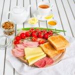 Только самые свежие продукты для хорошего начала дня