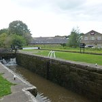 Lock 33 next to Premier Inn