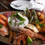 Seafood Platter for 2, September 2010