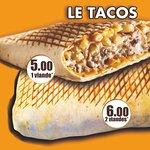 Ô'Dwich Tacos Chambéry