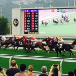 Photo of Sha Tin Racecourse