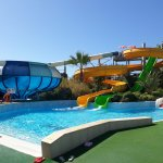 On-site acqua park - great for all ages