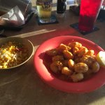 Hag's Shrimp and Southwestern Corn