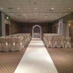Wedding venue in Chester