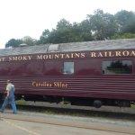Carolina Shine Rail Car