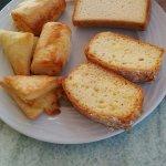 Non Gluten pastries