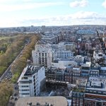 View of park Lane, Hyde Park & Mayfair