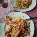 Ottimi i primi piatti....come ho già scritto nella mia precedente recensione! Complimenti