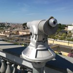 Rooftop Bar Tower Viewer