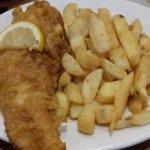 Standard Haddock & Chips