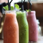 New to our menu this September - Fresh made, healthy smoothies