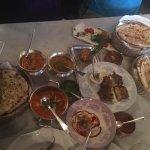 Full Indian Food