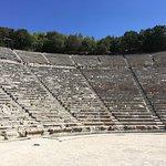 Photo de Théâtre d'Épidaure