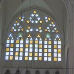 Stainglass Window in Mosque