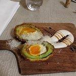 Y&A Avocado Scotch egg