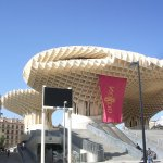 Antiquarium - Plaza de la Encarnación - Sevilla