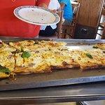 Photo of Pizza a Metro da Gigino L'Universita Della Pizza
