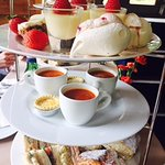Our lovely Homemade Afternoon Tea