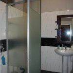 la salle de bain de la chambre 108 !