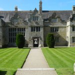 Front Elevation of Trerice.