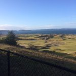 Chambers Bay Early Morning--Looking South