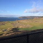 Chambers Bay Looking North