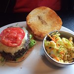 Cheeseburger & Coleslaw